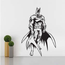Batman Movie Vinyl Wall Art Decal (WD-0449)