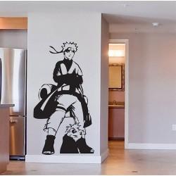 สติกเกอร์ติดผนัง Naruto Anime Wall Sticker (WD-0467)