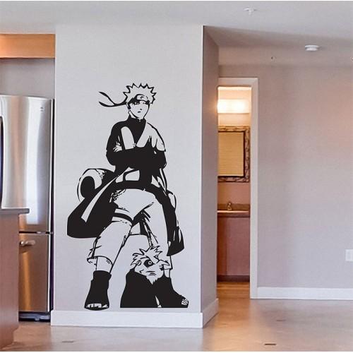 Naruto Anime Vinyl Wall Art Decal