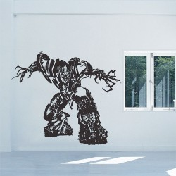 Transformers Megatron Robot Vinyl Wall Art Decal (WD-0486)