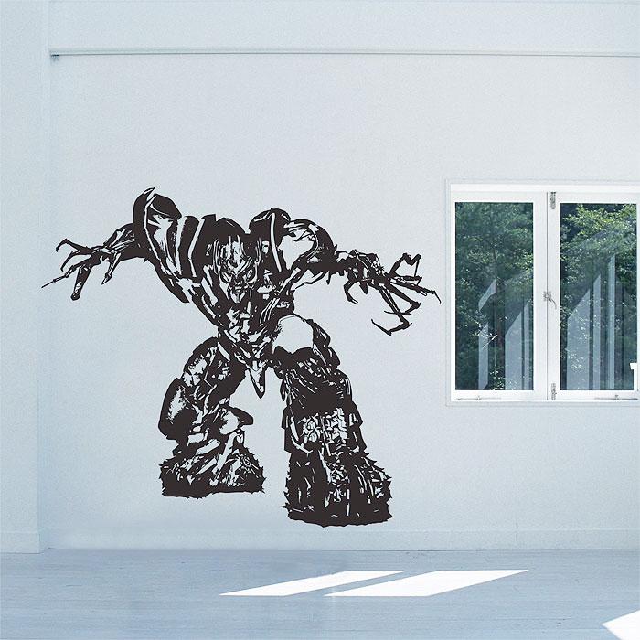 Transformers Megatron Robot Vinyl Wall Art Decal