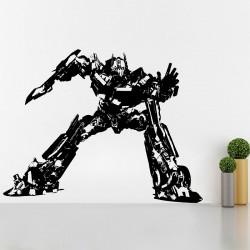สติกเกอร์ติดผนัง Optimus Prime Autobot Wall Sticker (WD-0488)