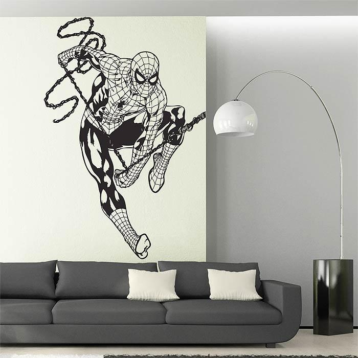 sc 1 st  Art2Click & Spiderman Vinyl Wall Art Decal