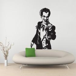 สติกเกอร์ติดผนัง โจ๊กเกอร์ The Joker Wall Sticker (WD-0512)