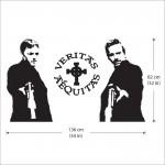 สติกเกอร์ติดผนัง The Boondock Saints Wall Sticker