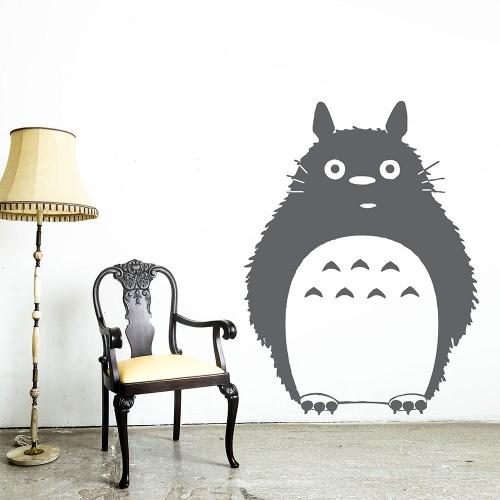 สติกเกอร์ติดผนัง Totoro Wall Sticker