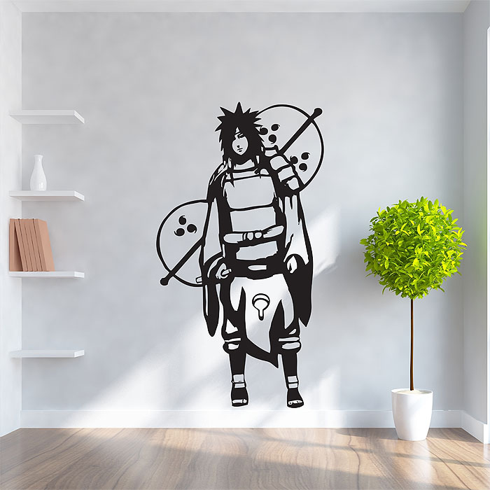 Tattoo Wall Art uchiha naruto vinyl wall art decal