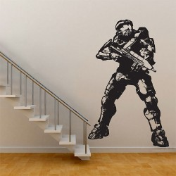 Halo 3 Competition Vinyl Wall Art Decal (WD-0562)