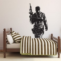 Call of Duty Modern Warfare 3 Vinyl Wall Art Decal (WD-0567)