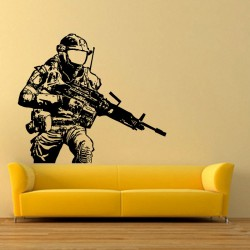 Call of Duty Black OPS II Vinyl Wall Art Decal (WD-0597)