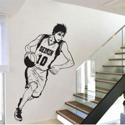 สติกเกอร์ติดผนัง Kurokos Basketball Wall Sticker (WD-0600)