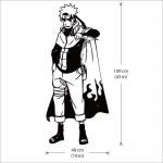 สติกเกอร์ติดผนัง นารูโตะ Naruto Shippuden Hokage Wall Sticker