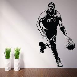 Paul Pierce Basketball Player Vinyl Wall Art Decal (WD-0628)