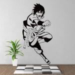 สติกเกอร์ติดผนัง อุจิวะ ซาสึเกะ Sasuke Uchiha Naruto Way of Ninja Wall Sticker