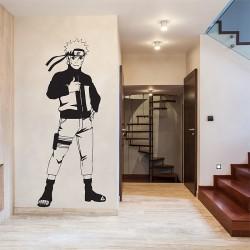 Naruto Uzumaki Vinyl Wall Art Decal (WD-0751)