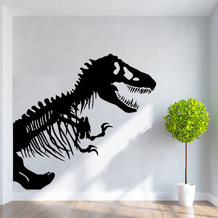 Wall sticker for Best 20 jurassic park wall decal