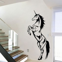 Unicorn Vinyl Wall Art Decal (WD-0811)