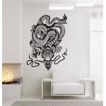 สติกเกอร์ติดผนัง Chinese Dragon Wall Sticker