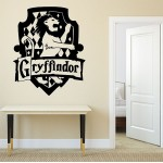 สติกเกอร์ติดผนัง แฮร์รี่ พอตเตอร์ กริฟฟินดอร์ Harry Potter Gryffindor Wall Sticker