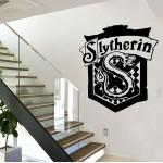 สติกเกอร์ติดผนัง แฮร์รี่ พอตเตอร์ Harry Potter Slytherin House Wall Sticker