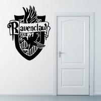 Harry Potter Ravenclaw House Vinyl Wall Art Decal