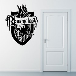 Harry Potter  Ravenclaw House Vinyl Wall Art Decal (WD-0871)
