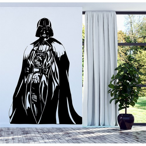 Darth Vader  Star Wars Vinyl Wall  Decal
