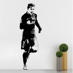 Antoine Griezmann Football Player Vinyl Wall Art Decal (WD-0929)