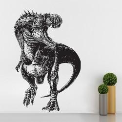สติกเกอร์ติดผนัง ไดโนเสาร์ Dinosaur T-Rex Wall Sticker (WD-0945)