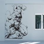 Hulk Avengers Superhero Vinyl Wall Art Decal