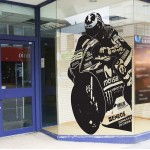 Jorge lorenzo Vinyl Wall Art Decal