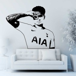 Dele Alli Football Player Vinyl Wall Art Decal (WD-1109)